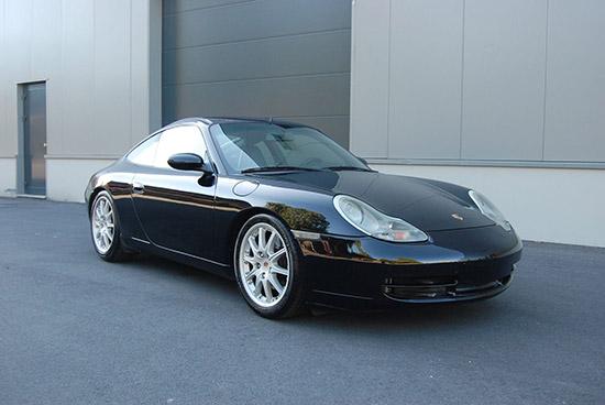 Restauration et carrosserie de Porsche dans les Hauts de France et en Belgique