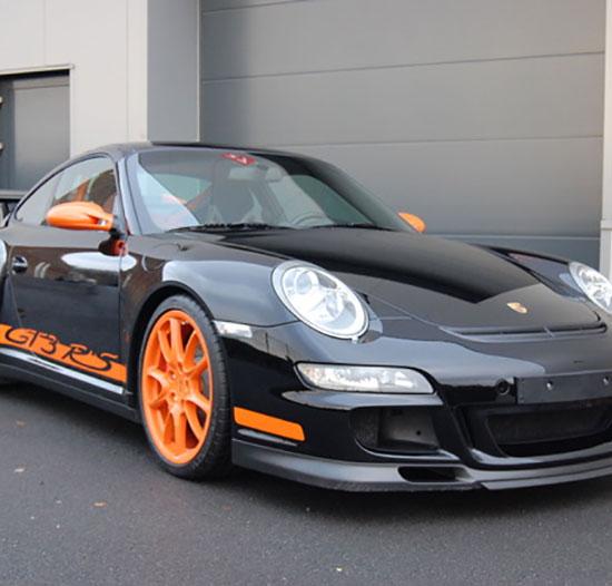 Recherche personnalisée de Porsche dans les Hauts de France et en Belgique